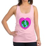 Love Our Planet Racerback Tank Top