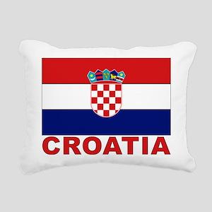 croatia_b Rectangular Canvas Pillow