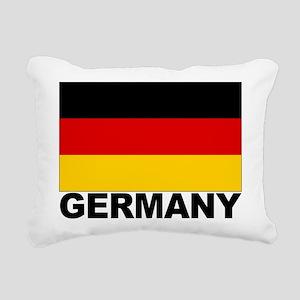 germany_b Rectangular Canvas Pillow