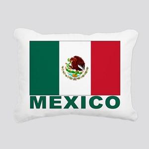 mexico_s Rectangular Canvas Pillow