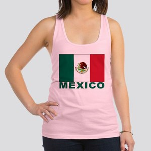 mexico_s Racerback Tank Top