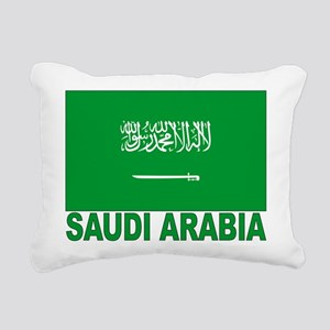 saudi-arabia_b Rectangular Canvas Pillow