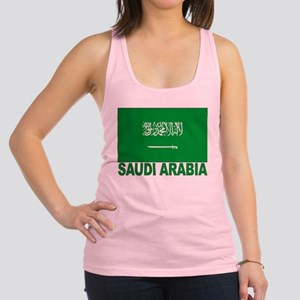 saudi-arabia_b Racerback Tank Top