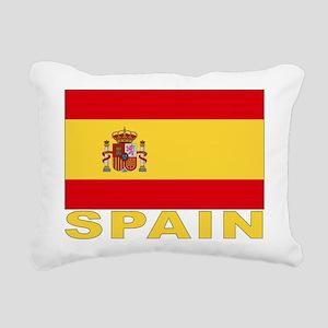 spain_b Rectangular Canvas Pillow