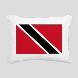 trinidad-and-tobago_b Rectangular Canvas Pillo
