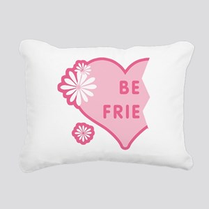 best-friends-pink-new_l Rectangular Canvas Pil