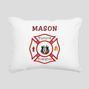 FUTURE ff mason5 Rectangular Canvas Pillow