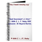 Small Government's A Start Journal