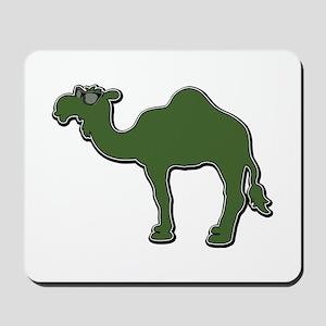 Cool Camel Mousepad