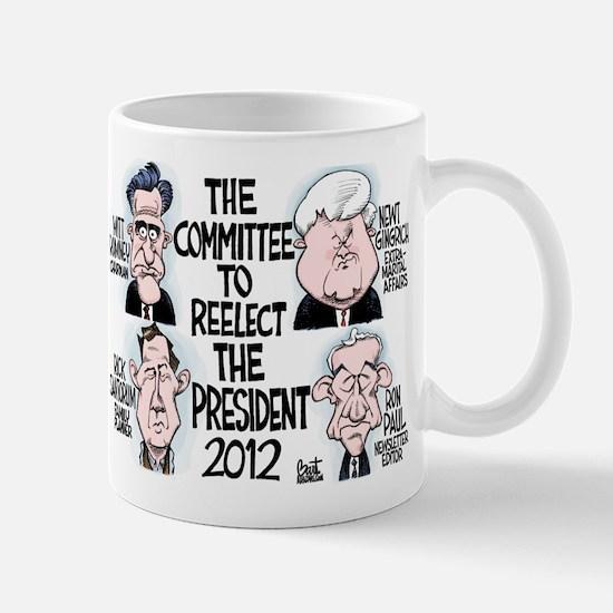 CREEP 2012 Mug