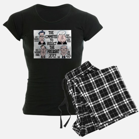CREEP 2012 Pajamas
