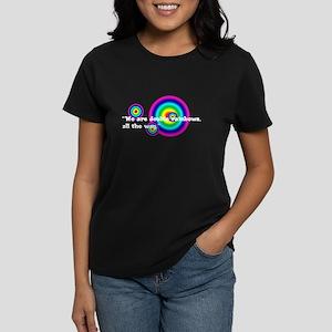 Double Rainbows Women's Dark T-Shirt