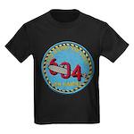 USS HADDO Kids Dark T-Shirt