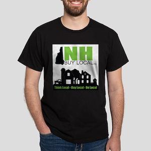 NHBL Farm Logo Dark T-Shirt