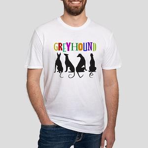 GreyhoundLove2 T-Shirt