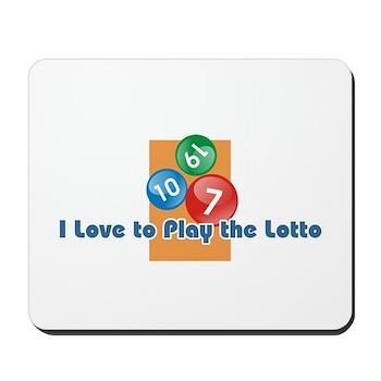 Lotto Mousepad