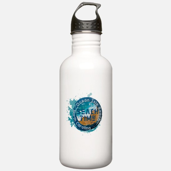 North Carolina - Ocean Water Bottle