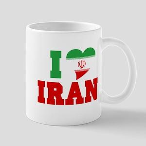 I heart Iran Mug