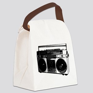 boombox5 Canvas Lunch Bag