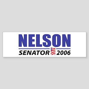 Nelson 2006 Bumper Sticker