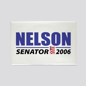 Nelson 2006 Rectangle Magnet