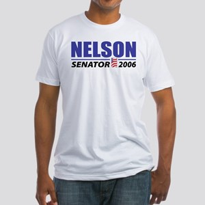 Nelson 2006 Fitted T-Shirt