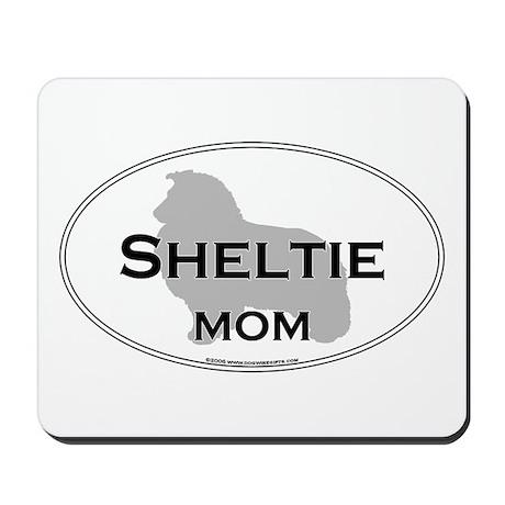 Sheltie MOM Mousepad