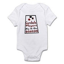 Do It On Boards 2 Infant Creeper