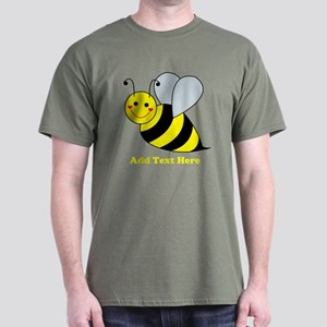 Cute Bumble Bee Dark T-Shirt