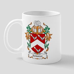Armorer Coat of Arms Mug