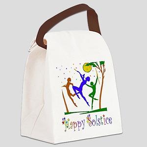 solstice_dancers01 Canvas Lunch Bag