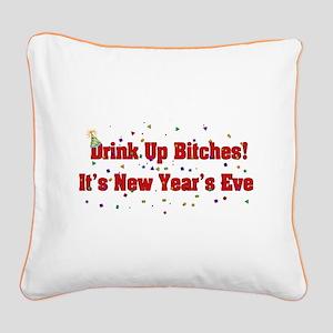 rat04 Square Canvas Pillow