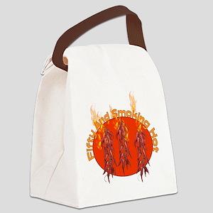 50th_birthday01 Canvas Lunch Bag