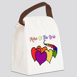 bride_mother01 Canvas Lunch Bag