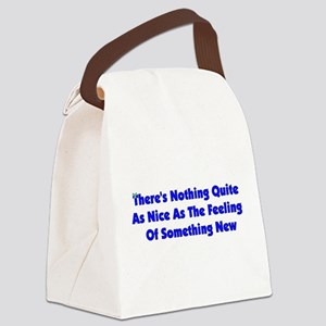 new_sex01 Canvas Lunch Bag
