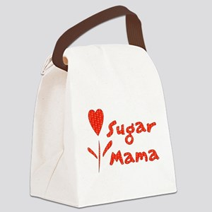 sugar_mama01 Canvas Lunch Bag