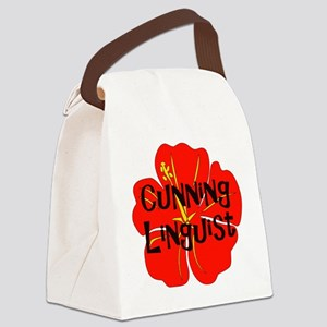 cunnilinguist01 Canvas Lunch Bag