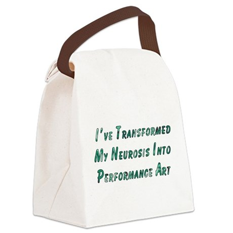 performance_art01.png Canvas Lunch Bag