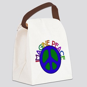 imagine01 Canvas Lunch Bag