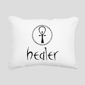 healer01x Rectangular Canvas Pillow