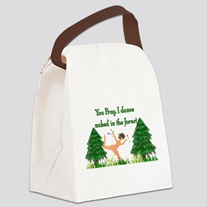 pagan_dancer01x Canvas Lunch Bag