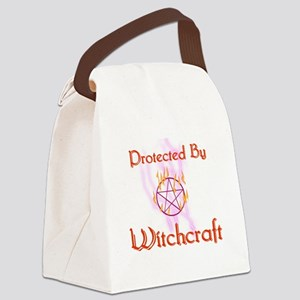 witchcraft01 Canvas Lunch Bag