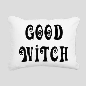 good_witch01 Rectangular Canvas Pillow
