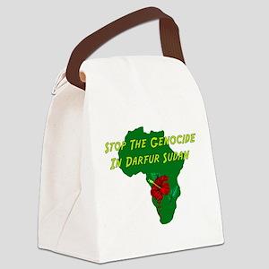 save_darfur01 Canvas Lunch Bag