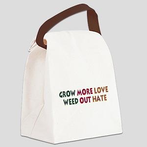 grow_love01 Canvas Lunch Bag