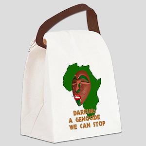 darfur03a Canvas Lunch Bag