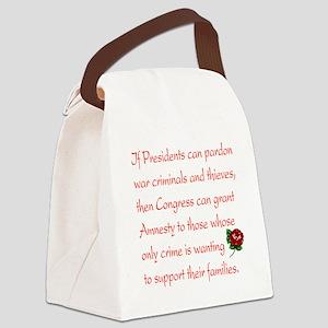 proimmigration30 Canvas Lunch Bag
