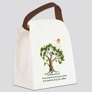 environment06x Canvas Lunch Bag