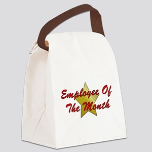 employee01 Canvas Lunch Bag