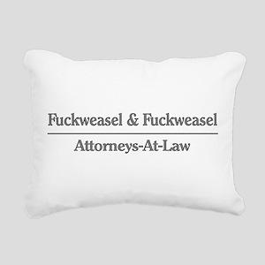 lawyer_humor01 Rectangular Canvas Pillow